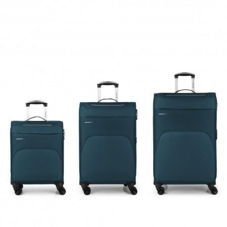 ست سه تایی چمدان نرم Zambia