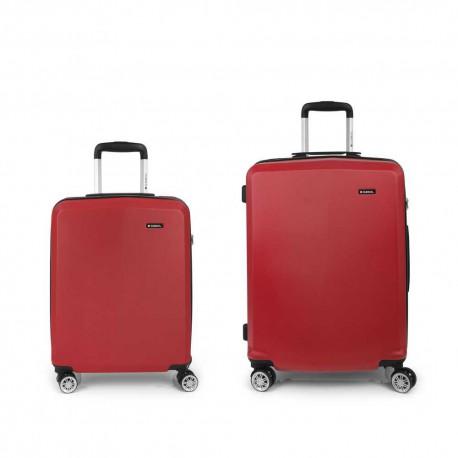 ست دو تایی چمدان سخت Mondrian