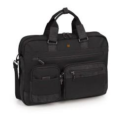 کیف لپ تاپ دو زیپ 15.6 اینچی Process سایز 9×31×42 - مشکی