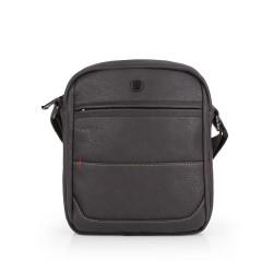 کیف دوشی 8 اینچی Liberty سایز 6×23×19 - شکلاتی