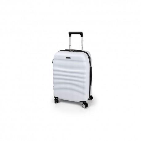 گابل Gabol چمدان سخت متوسط Wrinkle سایز 26×65×46 - سفید