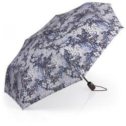 چتر تاشو اتوماتیک Lago سایز 53cm - قهوه ای